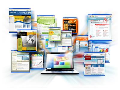 websites graphic