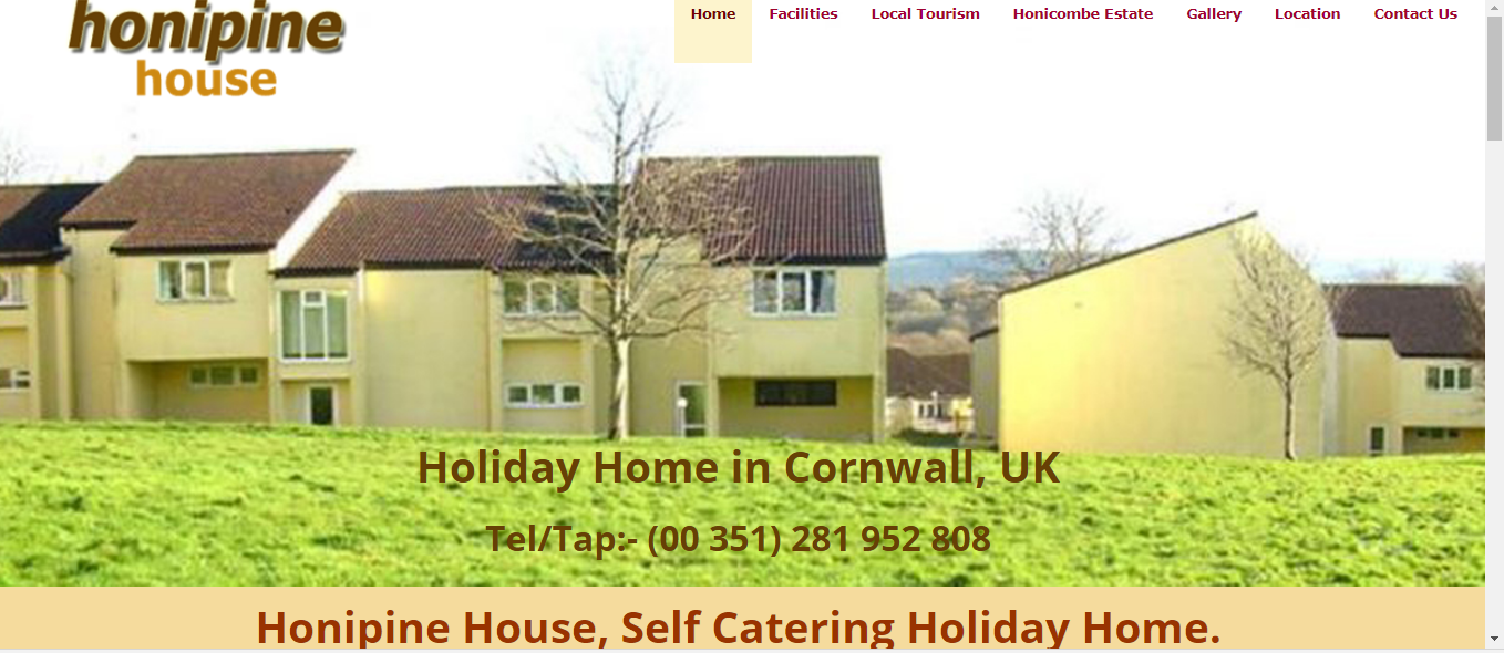 holiday rental graphic
